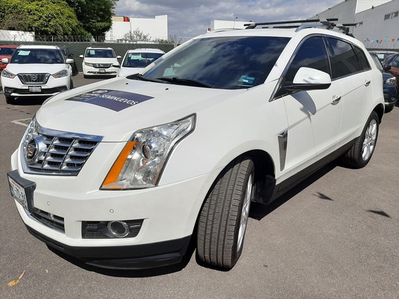 Cadillac Srx 3.6 Premium Awd At 2016