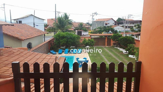 Casa Residencial À Venda, Barra De Maricá, Maricá. - Ca2916