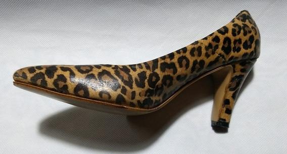 Zapatos Ash Animal Print Sin Uso