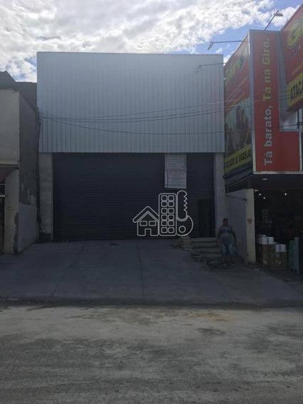 Loja Para Alugar, 700 M² Por R$ 15.000,00/mês - Vigário Geral - Rio De Janeiro/rj - Lo0094