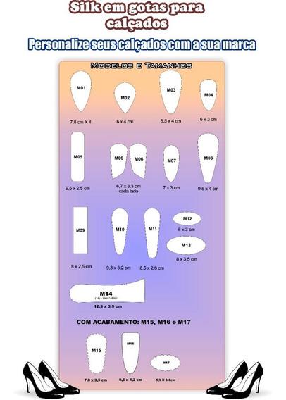 Etiquetas Para Calçados Personalizadas Kit 300 Pares