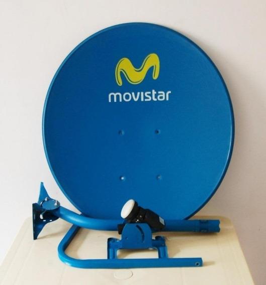 Plato Antena Movistar