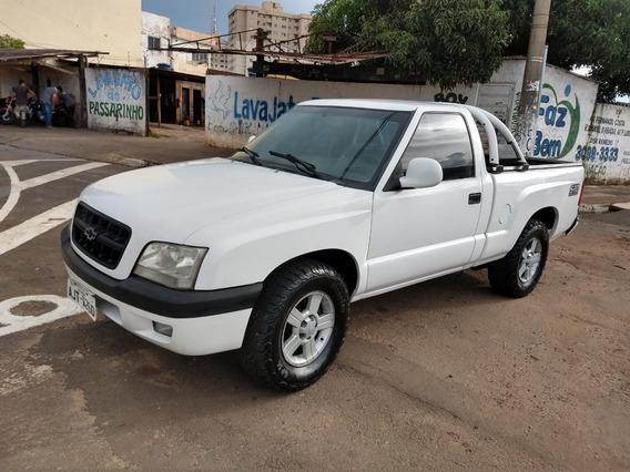 Chevrolet S10 2.8 Cab. Simples 4x2 2p 2001