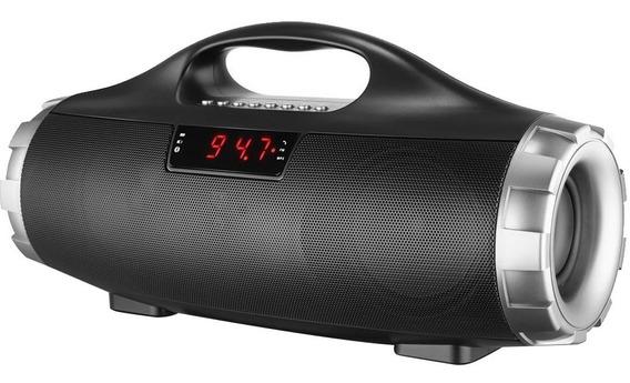 Caixa De Som Portátil Mondial Sk-05 Vibe Plus Bluetooth, Preta