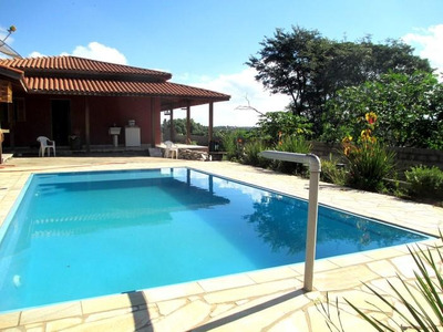 Chácara Com 3 Dormitórios À Venda, 676 M² Por R$ 400 Mil Maracanã - Jarinu Sp - Ch0825