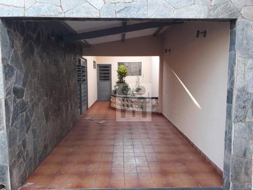 Imagem 1 de 11 de Casa Com 2 Dormitórios À Venda, 105 M² Por R$ 285.000 - Vila Tibério - Ribeirão Preto/sp - Ca0644