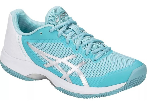 Tênis Asics Gel Court Speed Clay-feminino/unissex Original+nf