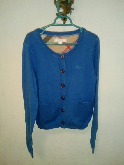 Sweater Burberry De Niña Talla 10y