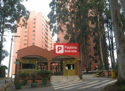 Apartamento Com 2 Dormitórios, 53 M² - Venda Por - Vila Do Castelo - São Paulo/sp - Ap30162