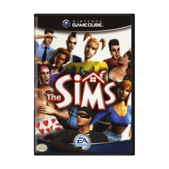 The Sims Gc Gamecube Mídia Física Pronta Entrega