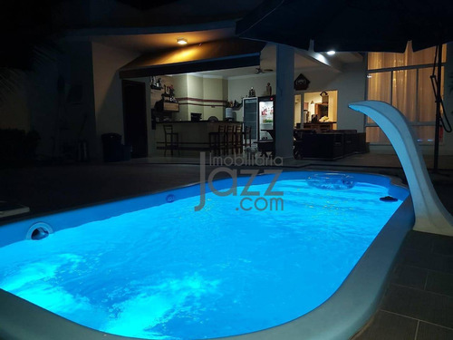 Casa Maravilhosa Com 3 Dormitórios À Venda, 280 M² No  Condomínio Costa Das Areias - Salto/sp - Ca8038