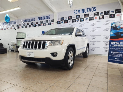 Imagen 1 de 14 de Jeep Grand Cherokee Blindada 5.7 Limited Premium V8 4x4 Mt