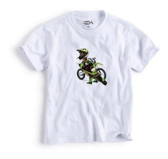 Camiseta Pica Pau Moto Reserva Mini