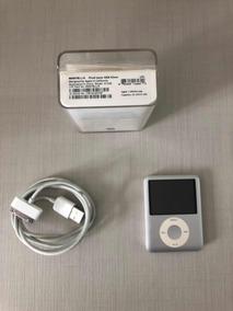 iPod Nano 3 4gb, Silver