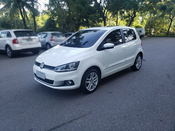 Volkswagen Fox 1.6 16v Msi Highline 2016