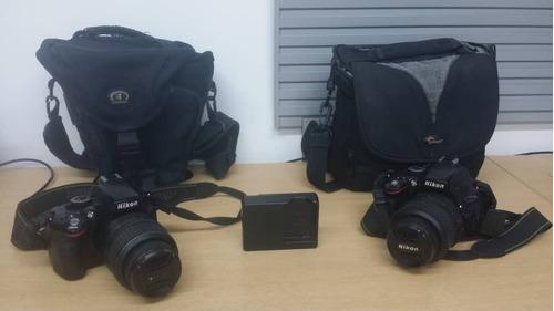 Venta Camara Digital Profesional Nikon D5100 18-105mm Vr Dx