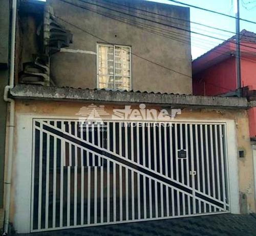 Imagem 1 de 12 de Venda Sobrado 2 Dormitórios Jardim Tabatinga Guarulhos R$ 360.000,00 - 35310v