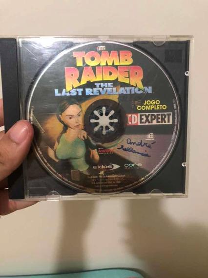 Game Tomb Raider The Last Revelation Frete Grátis