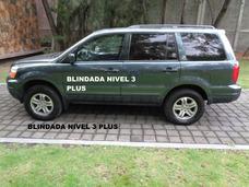 Pilot 4x4 Blindada 3 Plus 2005 (impecable)