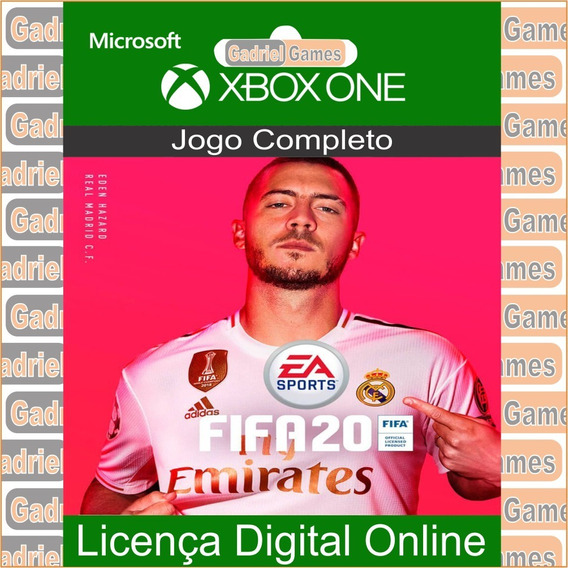 Fifa 20 Xbox One Mídia Digital Online Com Garantia