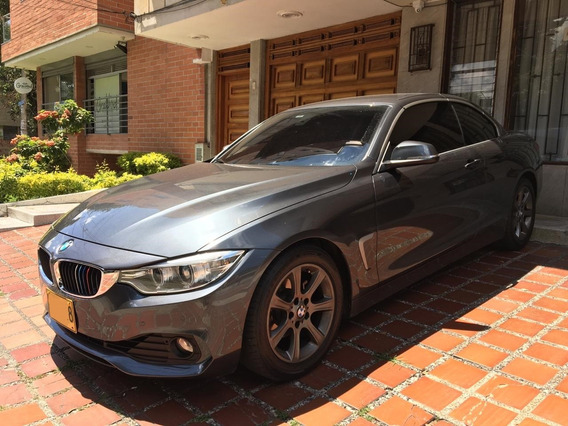 Bmw Serie 4 Cabrio (convertible) 420i 2000 Turbo Gris
