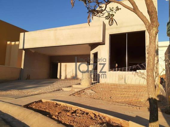 Casa Com 3 Dormitórios À Venda, 147 M² Por R$ 595.000 - Parque Gabriel - Hortolândia/sp - Ca7298