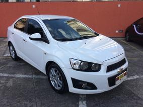 Chevrolet Sonic 1.6 16v Ltz Aut. 5p - Ano 2012 Completo