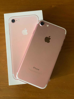 Vendo iPhone 7 32 Rose Gold