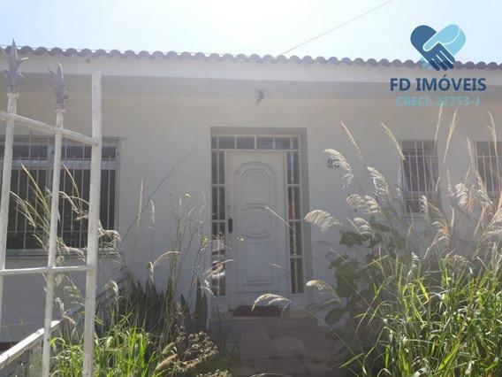 Casa Com 3 Dormitórios À Venda, 183 M² Por R$ 700.000 - Jardim Regina - São Paulo/sp - Ca0015