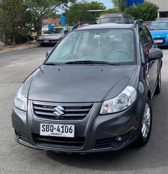 Suzuki Sx4 1.6 Nafta