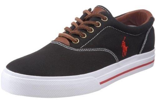 Zapatos Hombres Casual Cuero Cordones Polo Ralph Lauren