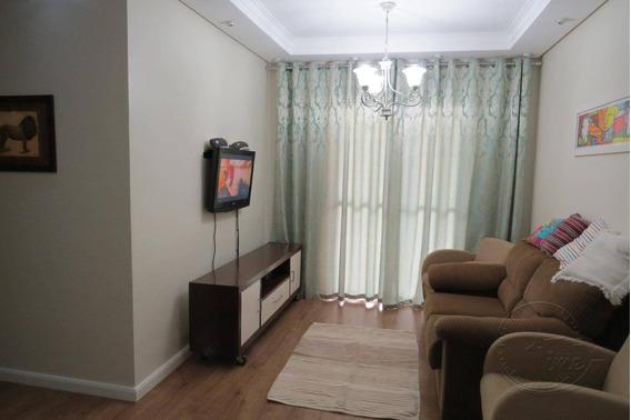 Apartamento À Venda, 79 M² Por R$ 370.000,00 - Jardim Tupanci - Barueri/sp - Ap0456