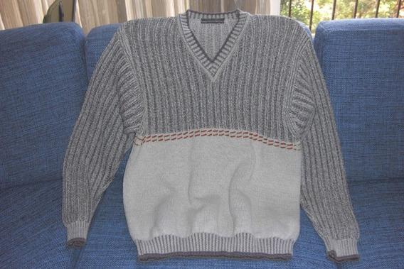 Sweaters De Mar Del Plata Caballero Marca Montecarlo Talla S