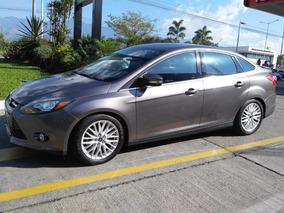 Ford Focus Titanium - Excelente Estado - Segundo Dueño