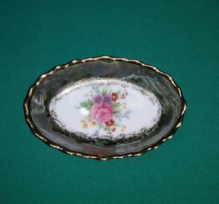 Antiguo Platito Porcelana Limoge