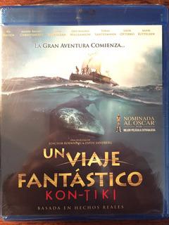 Blu-ray Kon Tiki / Un Viaje Fantastico