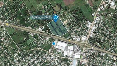 Terreno En Acceso Oeste Km 52. Gral Rodriguez, Bs As