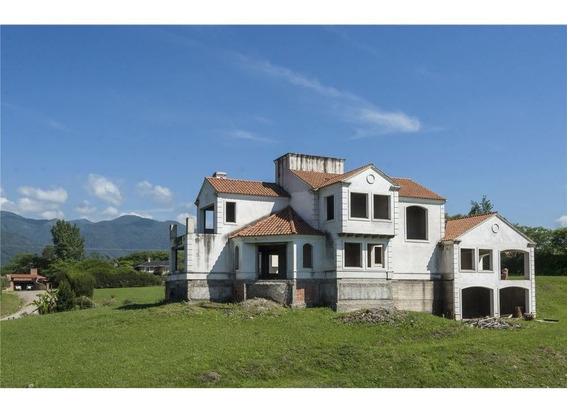 Venta + Casa En Construcción + 3500 M2 + El Tipal