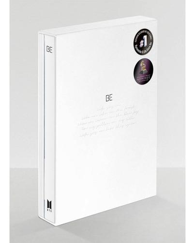Nuevo Cd Bts - Be (essential Edition) - Importado (19/02/21)