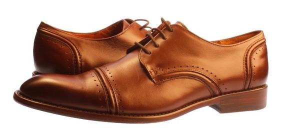 Zapato Formal 100%piel Hombre Envio Gratis Urbanaccess 1097