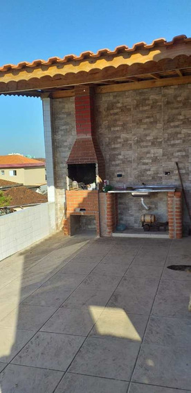 Casa De Condomínio Com 3 Dorms, Catiapoa, São Vicente - R$ 270 Mil, Cod: 1398 - V1398