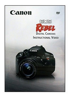 Canon Eos Rebel Video Instructivo