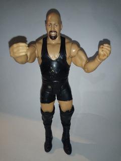 WWE Xavier Woods El Nuevo Día Raw MATTEL BÁSICO SERIE 64 Figura de Acción de lucha