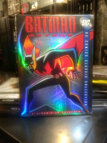 Dvd Batman Beyond Season Three Digipack 2xdvd