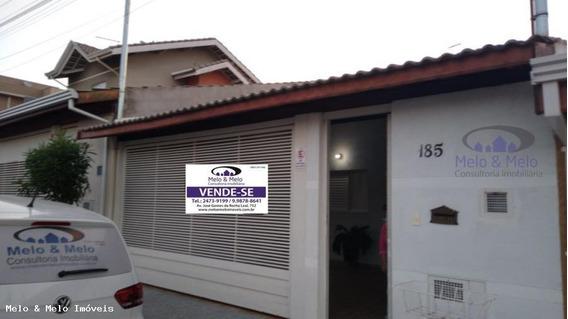Casa Para Venda Em Bragança Paulista, Quinta Dos Vinhedos - 1672_2-954684