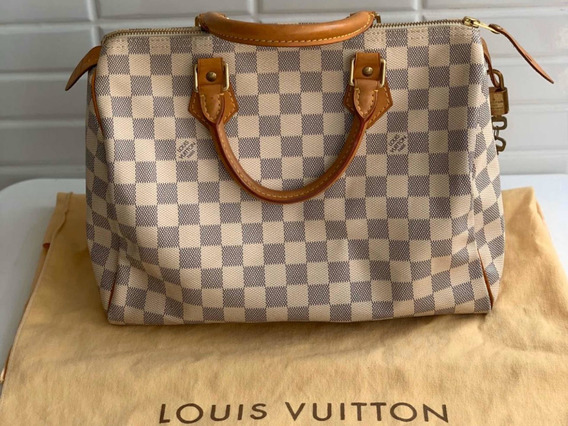Bolsa Louis Vuitton Speedy 30 Original
