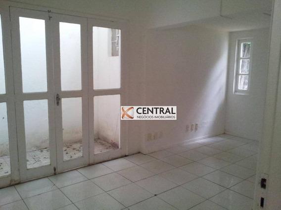 Casa Para Alugar, 600 M² Por R$ 8.500,00/mês - Pituba - Salvador/ba - Ca0259