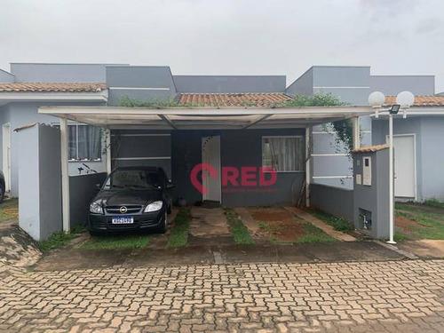 Casa Com 3 Dormitórios À Venda Por R$ 335.000,00 - Reserva Ipanema - Sorocaba/sp - Ca0381