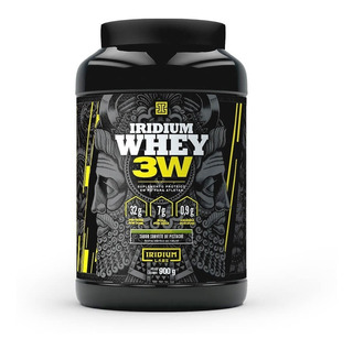 Iridium Whey Protein 3w - 900g