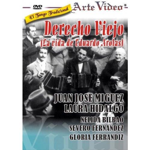 Derecho Viejo - J. J. Miguez - Laura Hidalgo - Dvd Original